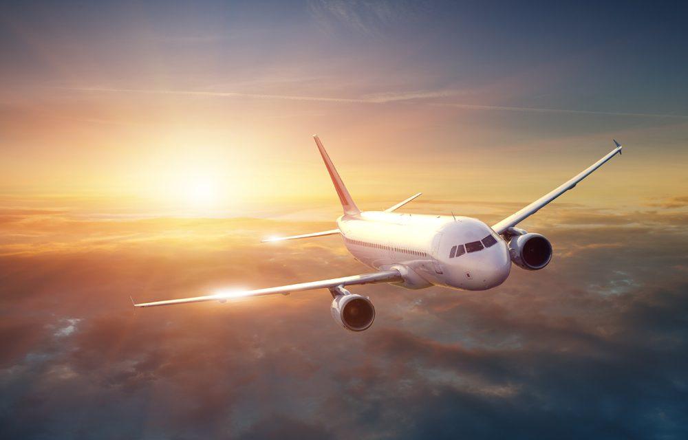 Vliegen naar Turkije